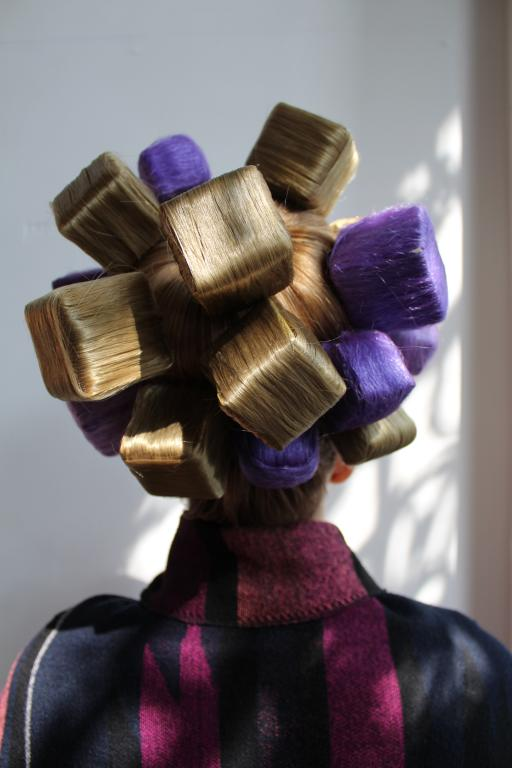 Foto 3 Extreme Decoratieve Hairstyling