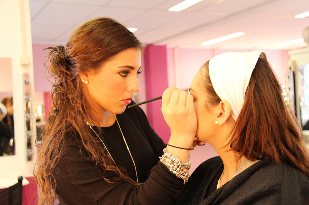 Foto 9 Kappersopleiding <b>incl. Visagiste/Make-up Artist</b>