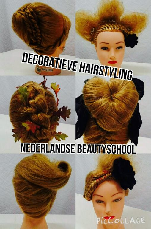 Foto 5 Allround Visagie <b>incl. Decoratieve Hairstyling</b>